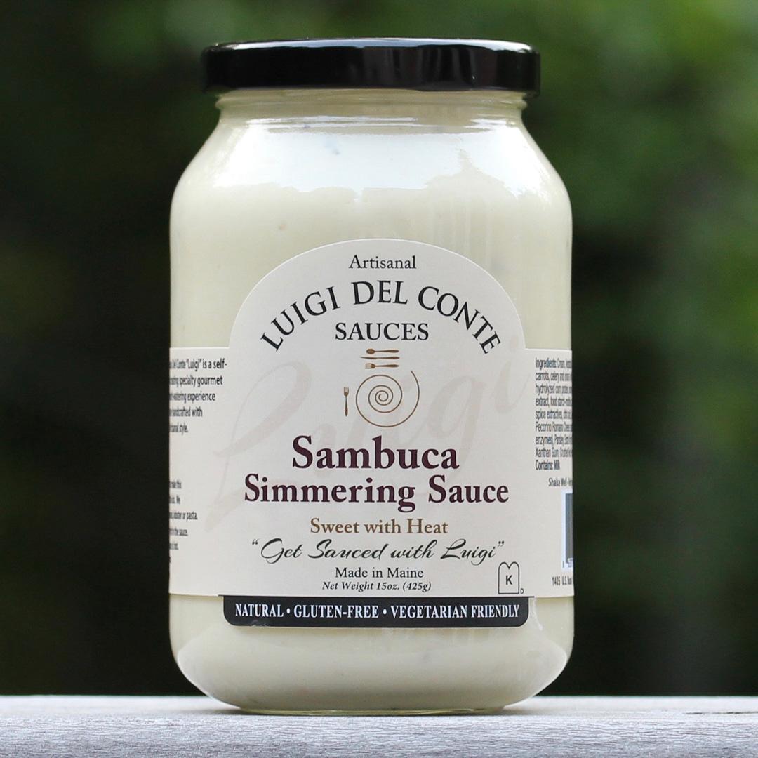 Sambuca Simmering Sauce Recipes